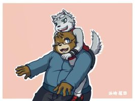 Let's hang out together by ShinodaHamazaki