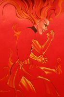 Dark Phoenix II by Dangerous-Beauty778