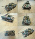 Panther G 1/72 Revell by warrior1944
