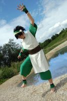 Toph Bei Fong by AbelTheKeeper