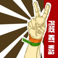 Peace not War by alvito