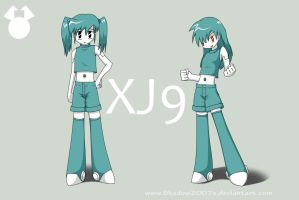 XJ9-Jenny V3.0 by shadow2007x