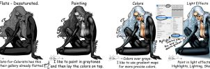 Black Cat - Tutorial by StacyRaven