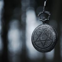 Heartagram - the clock by my-Nation