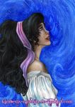 Disney: Esmeralda by kimberly-castello