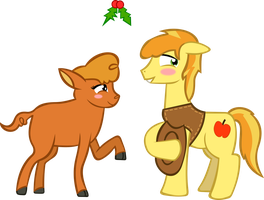 RQ part2 All I want for Christmas... by SaturnStar14