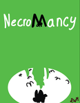 Necromancy poster by Lady-of-the-who