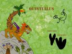 Quintullus Ref Sheet by efraindragonred