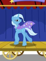 The Great and Powerful Trixie by Lil-Penguins