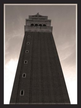 San Marco bell tower 1 by pipp8888