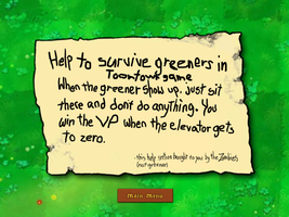 How to Survive Greeners by SealyTheSeal