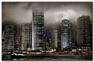 Hong Kong by RafVal