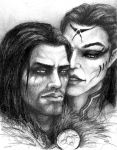 Beauty and the Beast by yuhime
