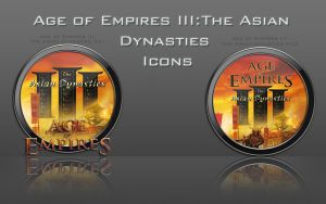 AoE III: The Asian Dynasties by zahnib