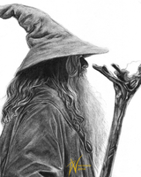 Gandalf by incoded