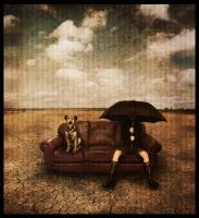 Waiting For Rain by Gabriella-Fraser