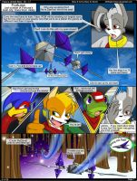 Falco's Untold Story Ch.1-7 by TomBoy-Comics