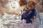 Once upon a time there was you and me by Toriichi