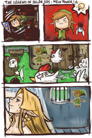 The legend of Zelda Alttp2 : New Power by acetea-san
