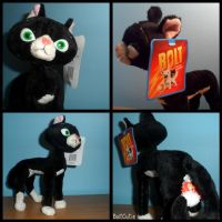 Hong Kong Mittens Plush .:Exclusive:. by BoltCutie