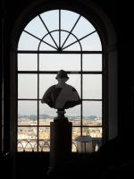Rome:Through the window by eskici