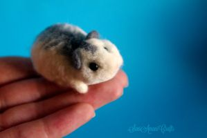 Hamster by SaniAmaniCrafts