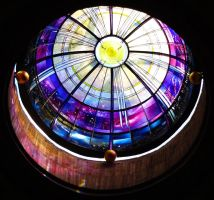 Glass Dome by chamathe