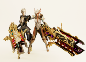 Gunners ( TERA ) Are you ready!? by h0mez