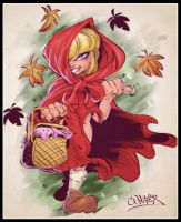 little red riding hood 3 by wagnerf