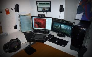 New Workstation by cgkevin
