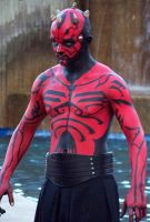 Darth Maul by Reelu-KiShala