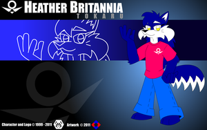 Heather Britannia Wallpaper by NS-Games