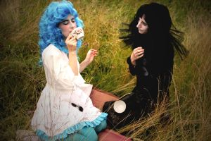 Pierrot and Malvina by Mersi-Shelly