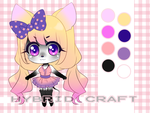 Adoptable Mousy CLOSED by HybridCraft