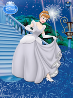 OriginalDisneyPrincess- Cinderella ByGF by GFantasy92