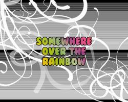 Somewhere Over The Rainbow by kdop