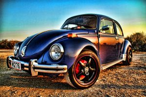 vw beetle 1303 M276 hdr by urch