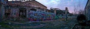 Colourful decay pano by Egg-Salad