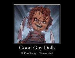 Chucky by ToneDawg
