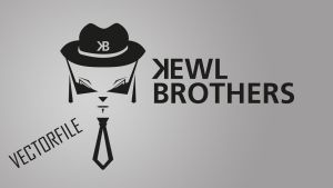 Kewl Brothers - Vectorfile (EPS) by WisdomX