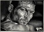 """Andy Whitfield """"SPARTACUS"""" by ladarkfemme"""