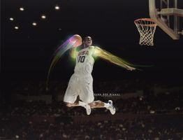 Air Bryant Wallpaper by Coelhao95