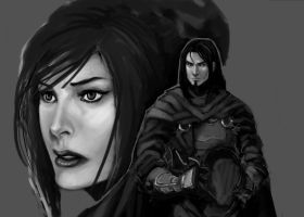 KotOR WIP by kathrynlayno