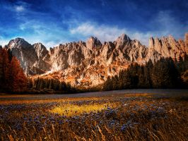 mountain by cannphoto