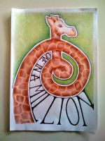 giraffe-fun by majann
