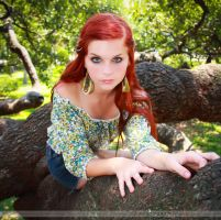 KK in the trees by 904PhotoPhactory
