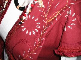 Katran's Costume - Detail 1 by HylianJean