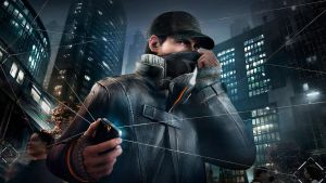 Watch Dogs Aiden Pearce by OrochimaruXDD