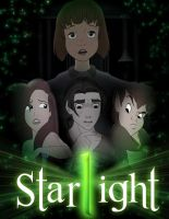 Starlight Poster by Chicolo