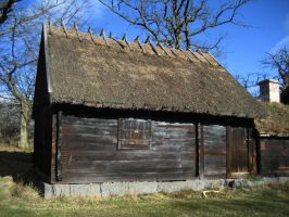 Old cottage 3 by CAStock